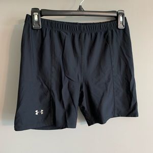 2 Under Armour spandex shorts